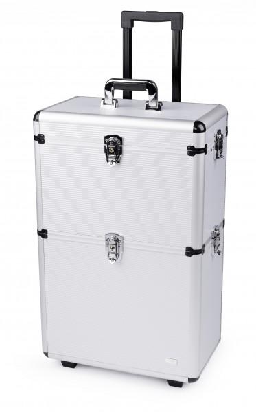 Aluminiumkoffer mit 2 Stauebenen Backstage XL, von Sibel